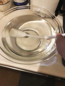 道具の煮沸消毒